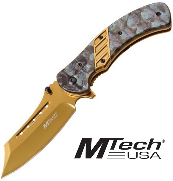 MTech Gold Tanto bicska, MTA1021GD