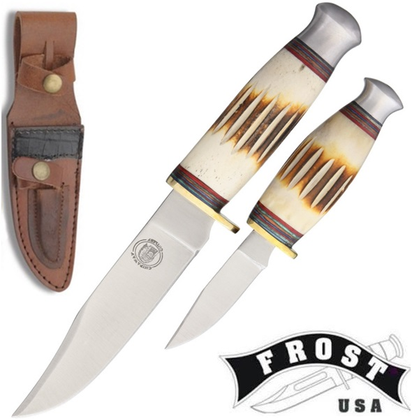 Frost Cutlery Chipaway Classic Bouble Knife, FCW988SCTB