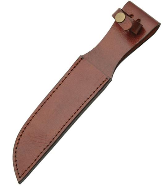 Bőr késtok 18 cm-es pengéhez, SH1163