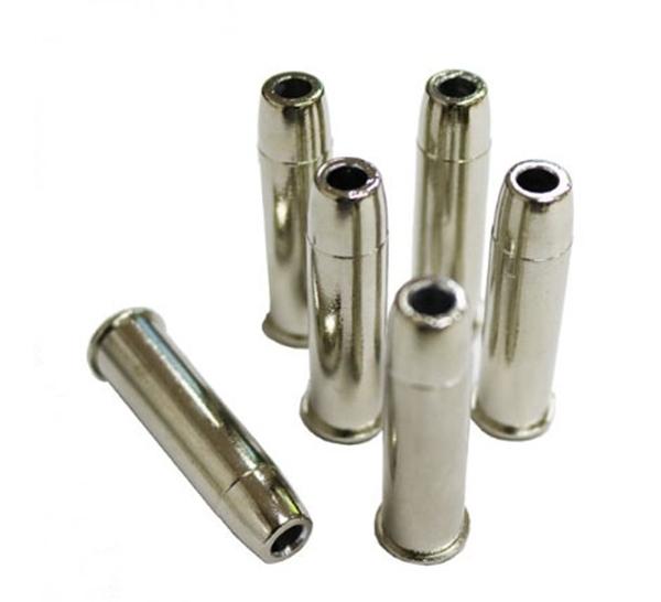 Lőszer adapter hüvelyek Colt Peacemaker légpisztolyhoz, diabolo, UM58323