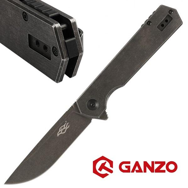 Ganzo Firebird Stainless Steel, FH13-SS
