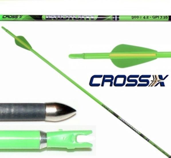 """Cross-X Iridium 900, 30"""", 53R088"""