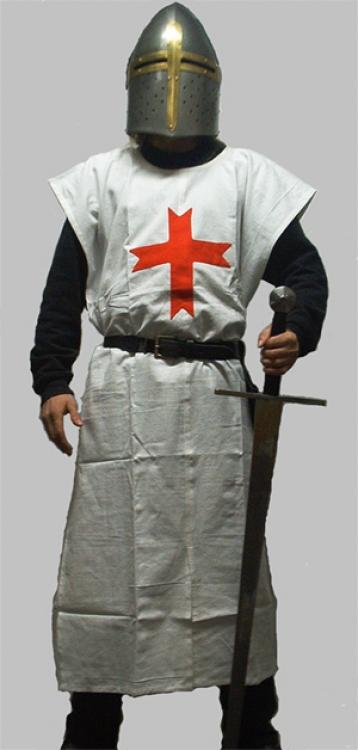Keresztes lovagok ruhája, 1201051600
