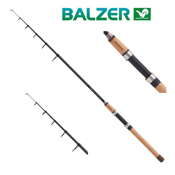 Balzer Edition IM-12 Mini Spin 210, 10-48g, pergetőbot, 1226-210