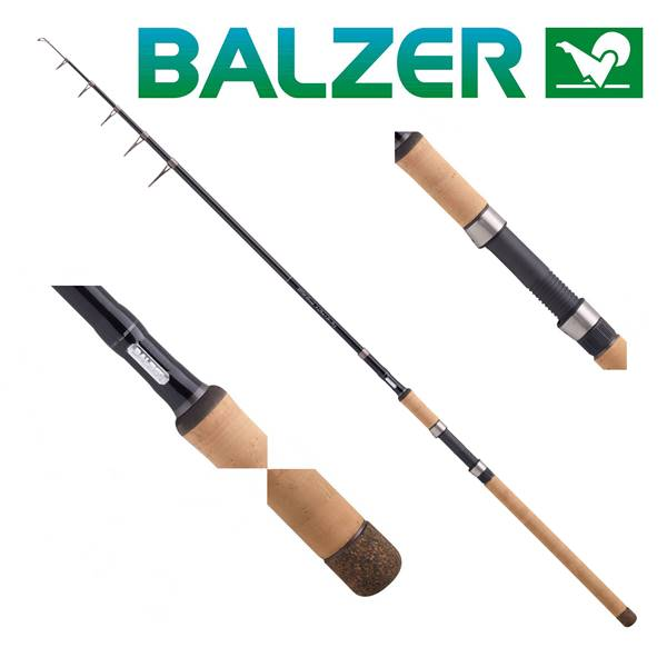 Balzer Edition IM-12 Tele Allround 70, 300, 20-70g, 1227300