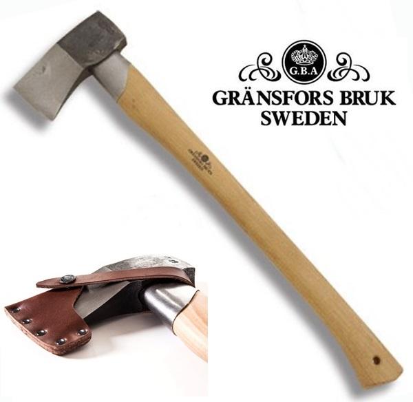 Gransfors Small Splittung Axe, kicsi hasogató fejsze, 441