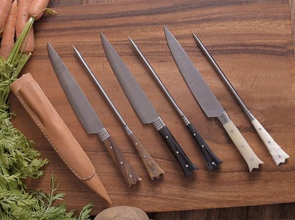 Középkori kés és nyárs, 24 cm-es, 1997004550