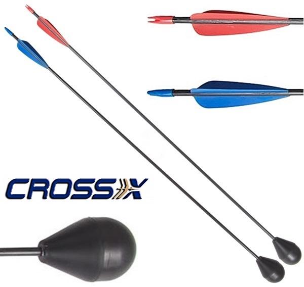 Cross-X LARP nyílvessző