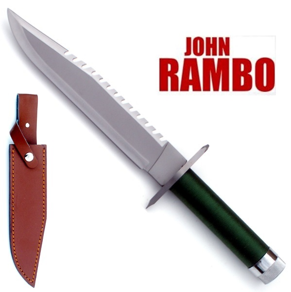 Rambo First Blood 1 Knife Replica, 88215