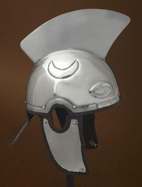Késő római Centurion páncélsisak, 1716635101