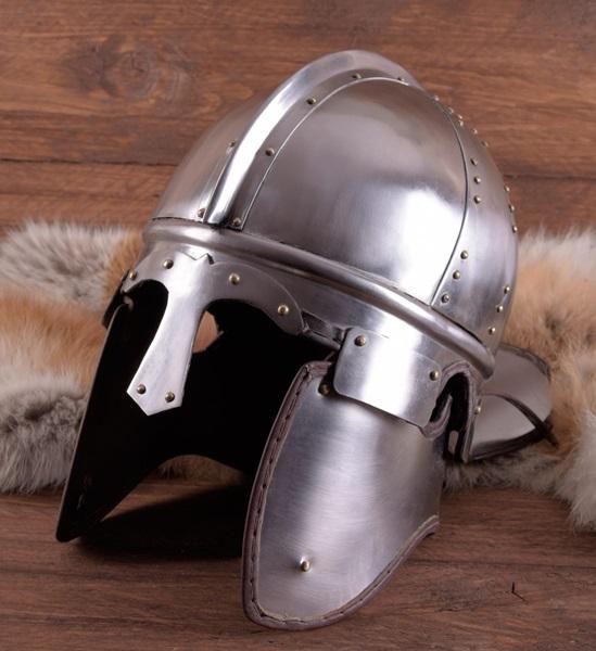 """Késő római """"Burg Castle"""" gyalogsági páncélsisak, 1716671400"""