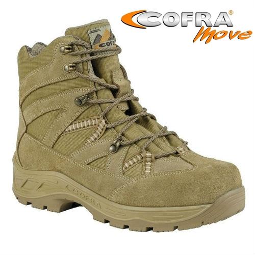 Cofra Move® INVADER bevetési bakancs, coyote, 18180