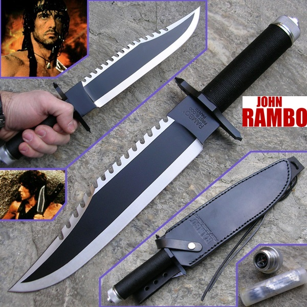 Rambo First Blood 2 Knife, 14627