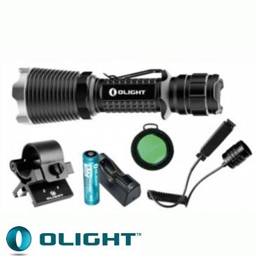 Olight M23 magyar fegyverlámpa szett, OLIM23-HHS