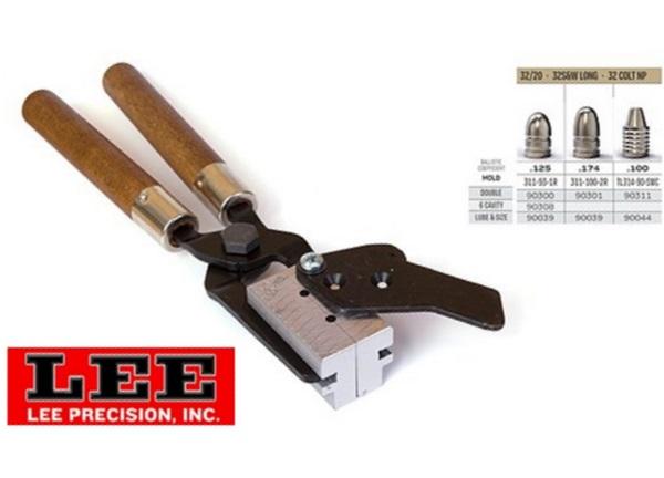 Lee öntőforma cal.32-es pisztolylőszerekhez