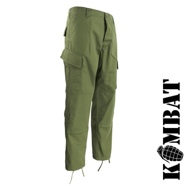 """Kombat """"ACU"""" katonai nadrág, olív"""