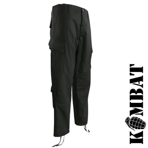 "Kombat ""ACU"" katonai nadrág, fekete"