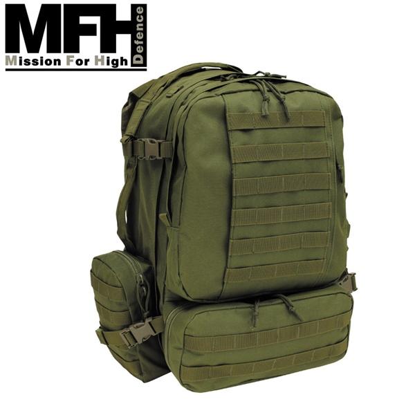 """MFH """"Tactical Modular"""" hátizsák 45 l, olívzöld, 30265B"""