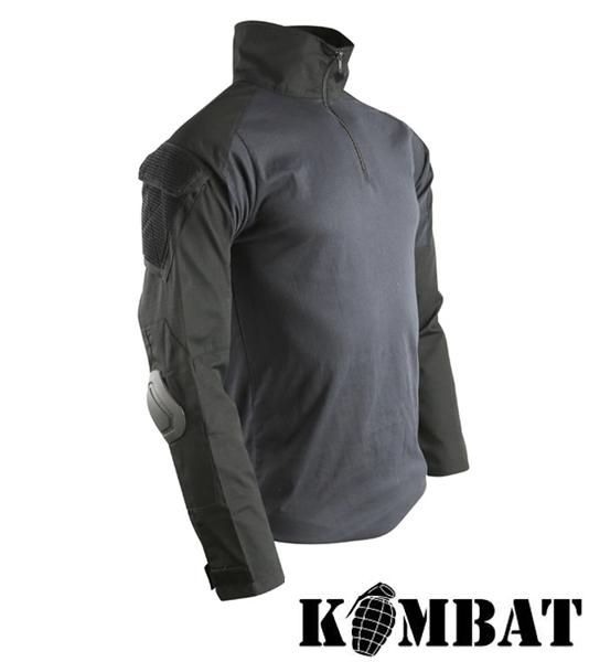 Kombat UBACS protektoros katonai ing, fekete