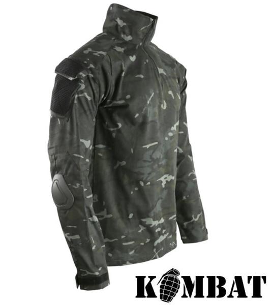 Kombat UBACS protektoros katonai ing, BTP Black