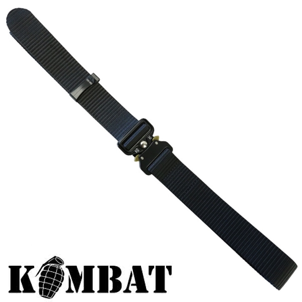 "Kombat ""Recon"" taktikai öv, fekete"