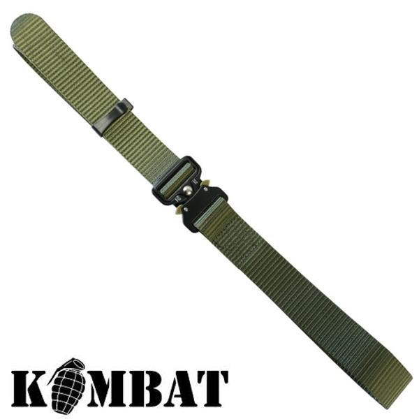 "Kombat ""Recon"" taktikai öv, olívzöld"