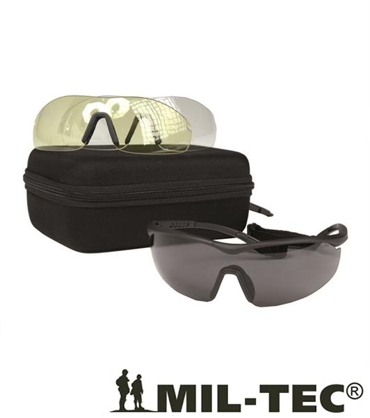 Mil-tec airsoft védőszemüveg, 15615600