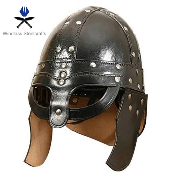 Viking bőr sisak, 200494