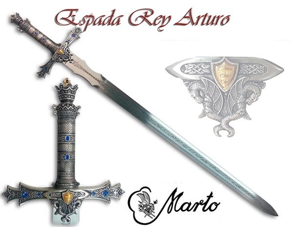 King Arthur Sword, Arthur király kardja, 35001