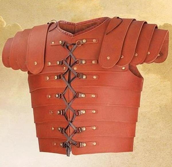 Leather Lorica Segmentata, 101527