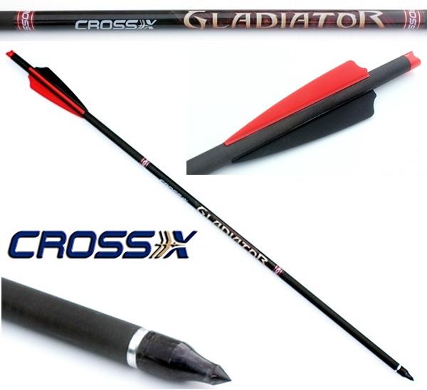 """Cross-X Gladiator számszeríj vessző, 20"""", 53S512"""
