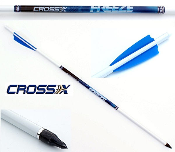 "Cross-X Freeze számszeríj vessző, 20"", 53S347"