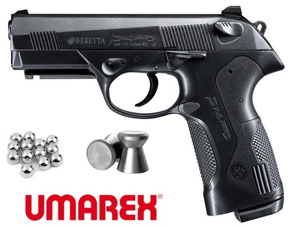 Beretta Px4 Storm CO2 légpisztoly, 4,5mm+4,5mmBB, UM58078