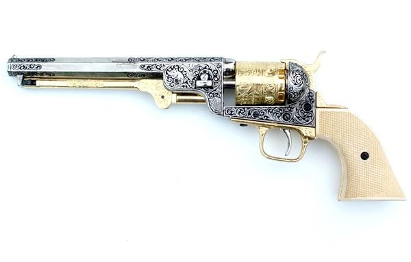 Custer tábornok revolvere, 100-1503