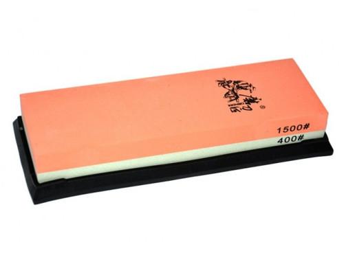 Taidea kétoldalas élező kő, 400/1500, T6540W