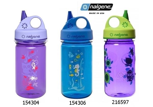 Nalgene Everyday Grip-n-Gulp 0,35l_es gyerek italtartó palack