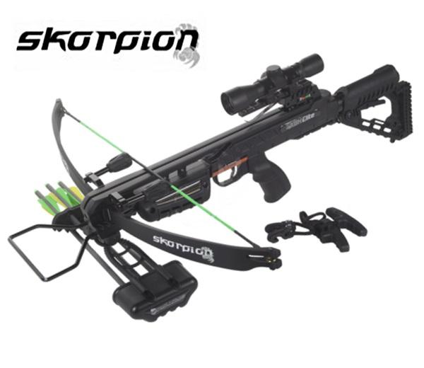 Skorpion XBH Elite számszeríj, fekete, 55I905