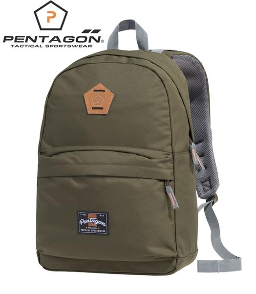 Pentagon Artemis hátizsák laptoptartóval, olív, K16103