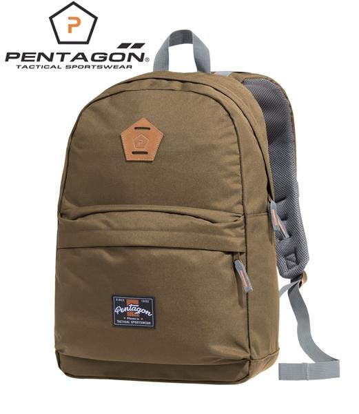 Pentagon Artemis hátizsák laptoptartóval, coyote, K16103