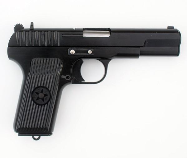 TT-33 airsoft pisztoly, full-fém, gázos, blow-back