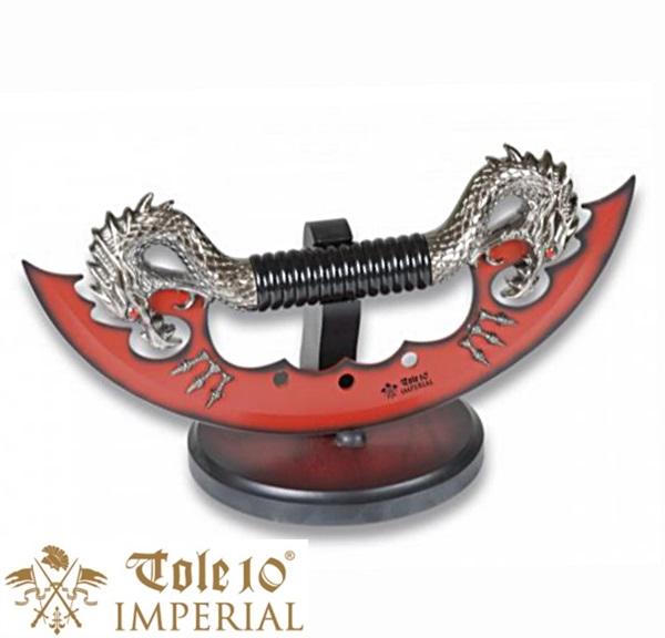 Imperial Tole 10 sárkányfejes fantáziatőr, 31775