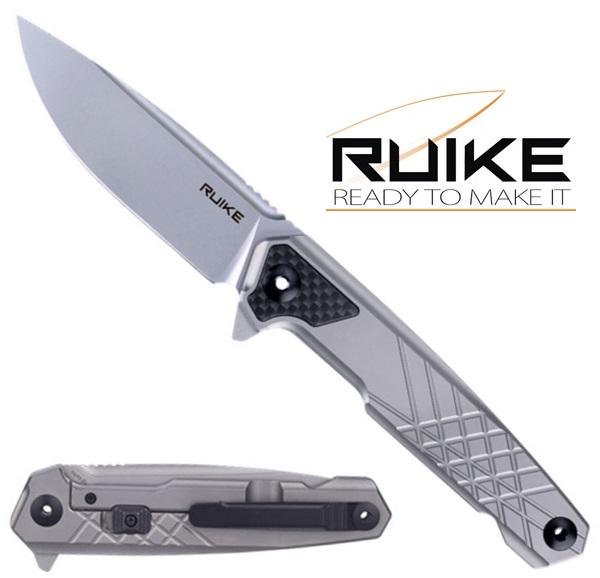 Ruike Titanium N690, Safety Plus, M875-TZ