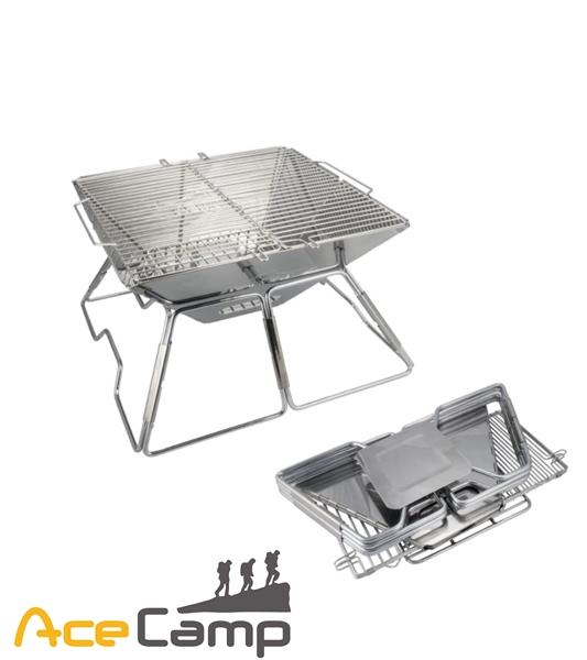 AceCamp Classic BBQ összecsukható grillsütő, 1600
