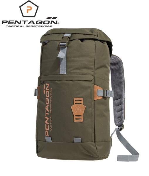 Pentagon Akme hátizsák, olívzöld, K16104-06