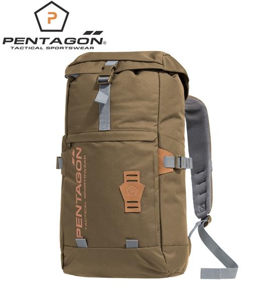Pentagon Akme hátizsák, coyote, K16104-03