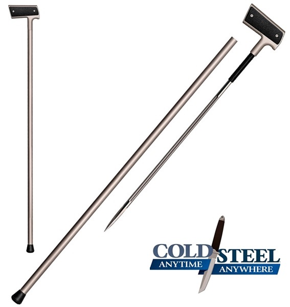 Cold Steel 1911 Guardian I Walking Stick tőrpengével, CS88SCFH