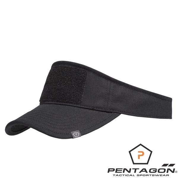Pentagon sportos taktikai napellenző, fekete, K13044