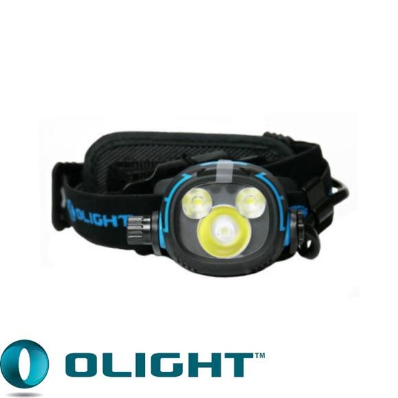 Olight H37 Wave tölthető fejlámpa 2500 lumen, OLIH37