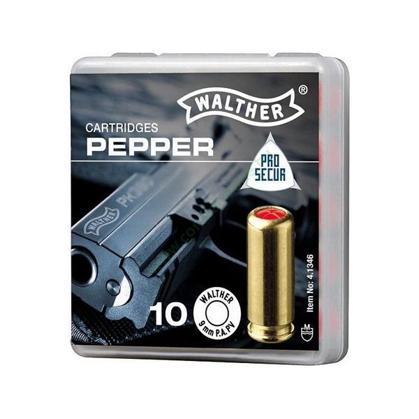 Walther 9 mm PA paprika, bors, UM41346