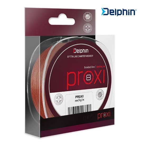 Delphin PROXI 8 fonott feeder zsinór, 130m, 101000098